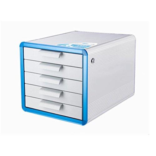 Aktenschrank Liuyu · Lebendes Haus Büro-Tischplattenmobile mit Verschluss-Fach A4 Speicher-archivieren Kabinette - Holz-speicher-kabinette