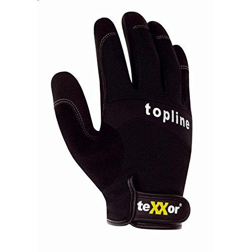 Texxor Topline Mechaniker- und Montagehandschuh 2520, Größe 9