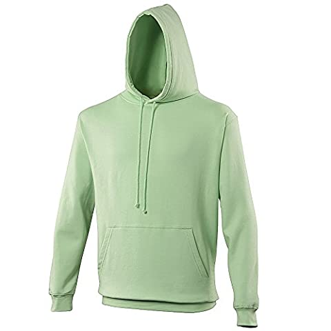 Awdis College hoodie Apple Green