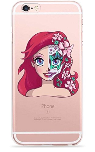 phone-kandy-ultra-sottile-teschio-di-zucchero-principessa-giorno-dei-morti-che-radura-tpu-trasparent