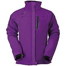 Furco Bangor - Chaqueta Softshell para mujer, color púrpura, talla L