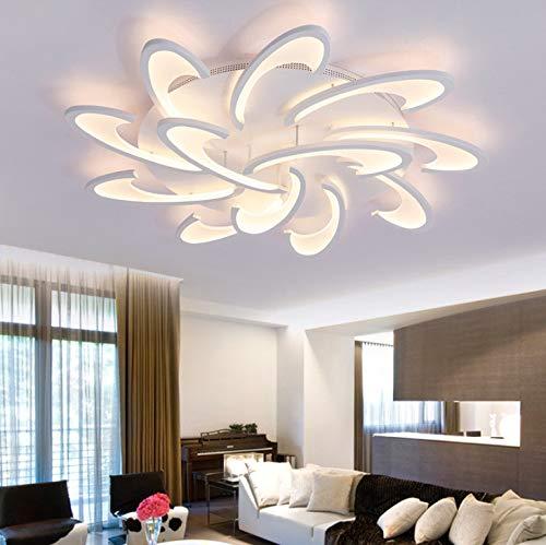 Lámpara de techo de personalidad simple nórdica LED, forma de molino de viento holandés, lámpara de techo de dormitorio de iluminación de arte de moda atmosférica