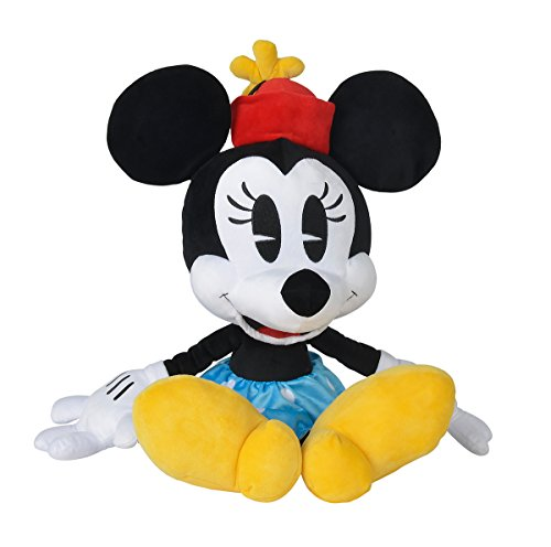 Simba 6315875989 Disney Minnie Retro, 50cm Plüschtier