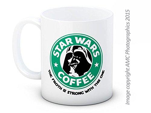 Star Wars Darth Vader Starbucks-divertente scherzo: caffè tè tazza