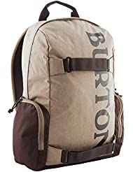 Burton Emphasis Pack Mochilas, Unisex Adulto, Beige (Kelp Heather), Talla Única