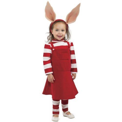 Olivia Kostüm Kinder - Nickelodeon Olivia The Pig delue Kostüm Child Toddler