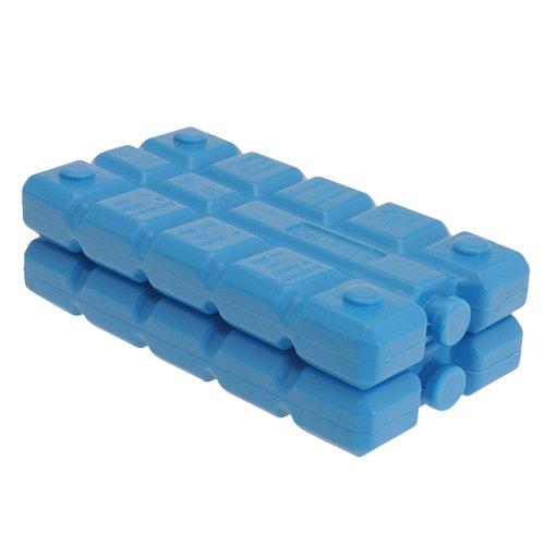 3759debdd33 Blue 4 pack Reuseable Freeze Board Ice Blocks Cooler Blocks ideal for a  Picnic ice blocks