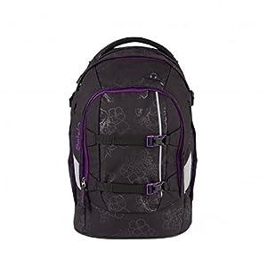 Satch Pack Schulrucksack 48 cm, Purple Hibiscus*