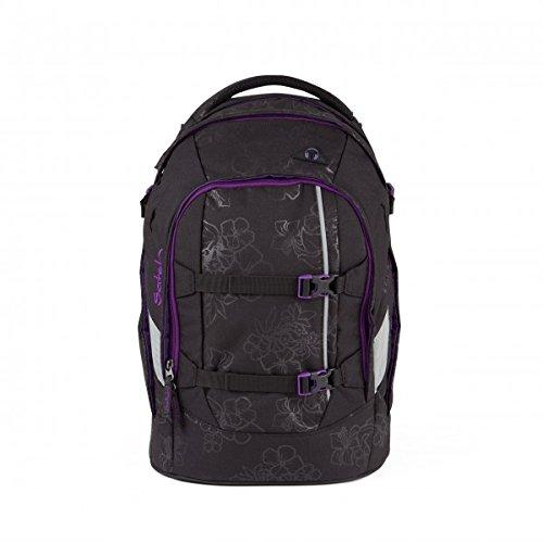 Satch Pack Schulrucksack 48 cm, Purple Hibiscus*BTS2017 (Laptop Pak Rucksack)