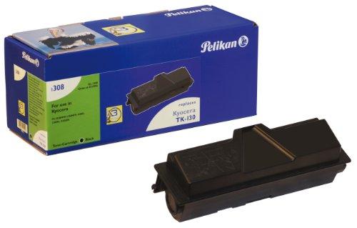 Preisvergleich Produktbild Pelikan Toner-Kit 1308 ersetzt Kyocera TK-130, Schwarz, 7200 Seiten