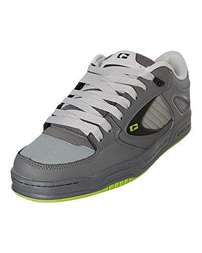 Globe Agent, Chaussures de Skateboard Homme, Noir (Black/Grey 000), 43 EU