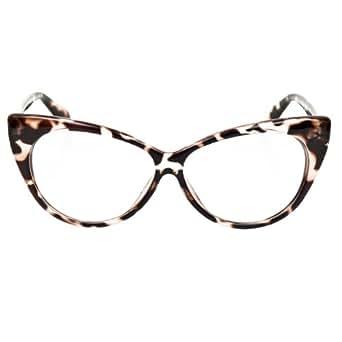 Ib ip donna occhi di gatto occhiali da vista con lenti for Amazon occhiali da vista
