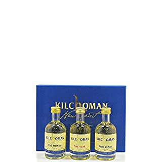 Kilchoman - New Spirit Connoisseurs Pack Miniature - 2 year old Whisky