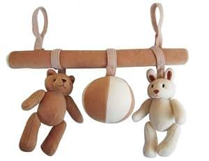 Sourire pour enfants (jouets ?ducatifs) Bed & Buggy cha?ne 0-sfb-bb JE1305 (Japon import / Le paquet et le manuel sont ?crites en japonais)