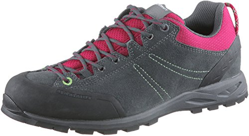 Raichle / Mammut Wall Low Women graphite/magenta