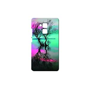 Bluedio Designer Printed Back case cover for Huawei Honor 5C - G3712