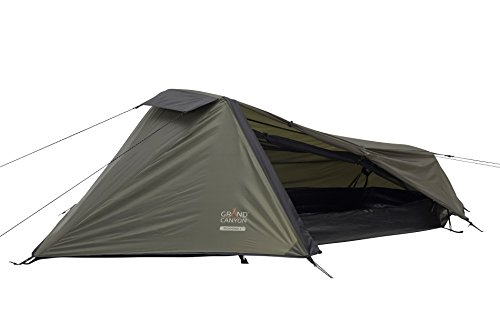 Grand Canyon Richmond 1 Trekkingzelt, 1-Personen-Zelt, olive/schwarz, 302008
