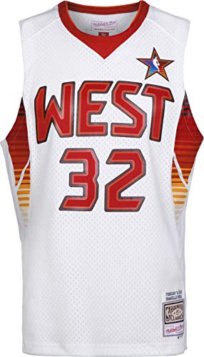 Mitchell & Ness All Star East 2009 Shaquille O'Neal Trikot White