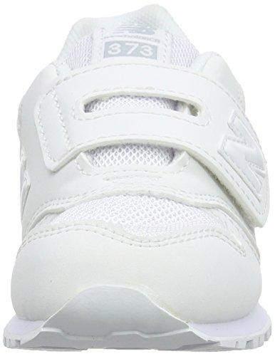 New Balance Kv373, Stivaletti Unisex – Bambini Bianco (White)