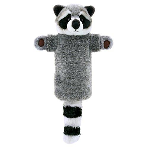 Long-Sleeved Glove Puppets: Raccoon (Hohe Arm-sofa)