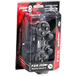 wired game controller for PC laptop double shock 2
