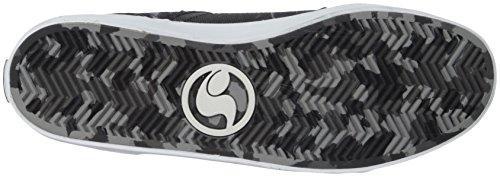 DVS Shoes Herren Aversa + Skateboardschuhe Schwarz (Black Suede 018)