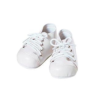 Adora Baby Doll Shoe, White/White