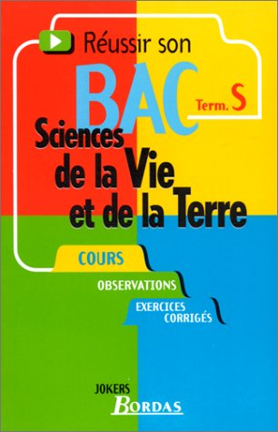 037 - S.V.T. TERM. S (Ancienne Edition)