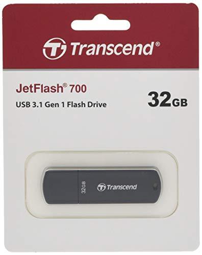 Transcend 32GB JetFlash 700 USB 3.1 Gen 1 USB Stick TS32GJF700