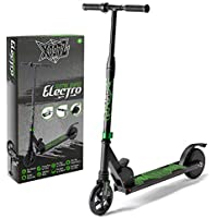 Xootz Folding Electric Scooter for Adults and Kids, Portable Lightweight Commuter with 100 kg Max Weight, Electro