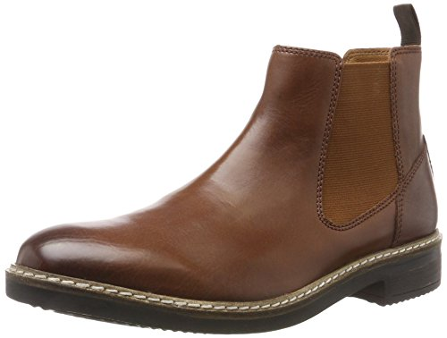 Clarks Men's Blackford Top Chelsea Boots, Brown (British Tan Lea), 8 8...