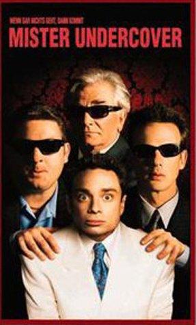 Mister Undercover [VHS]