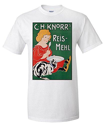 c-h-knorrs-reis-mehl-vintage-poster-germany-premium-t-shirt