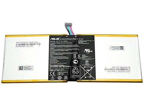 ASUS C12P1301 Batterie Rechargeable Lithium Polymère (LiPo) 6750 mAh 3,7 V - Batteries Rechargeables (6750 mAh, 25 Wh, Lithium Polymère (LiPo), 3,7 V, Noir)