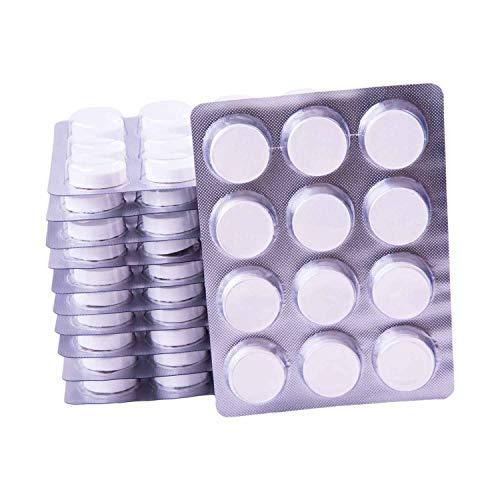 Komprimierte Gesichtsmasken (Tablettenform) - Pack à 12 Tabl. - Inhalt: 1x Pack à 12 Tabl. Gesichtsmasken