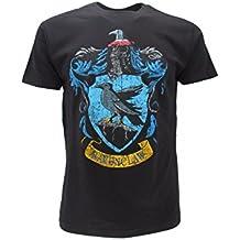 T-Shirt Camiseta Ravenclaw de Harry Potter - 100% Oficial Original Warner Bros