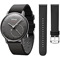 Hanlesi Withings Steel HR Correa, Withings Activite Pop Silicona Suave Reemplazo de Deporte de Fitness