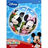 Disney Ballon de Plage 51 cm Mickey Mouse
