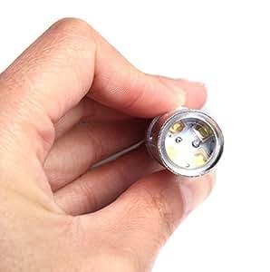 Anself 80W 1156 BA15S 16 * Tail LED OSRAM lampe de voiture/Ampoule de Tournez sauvegarde /feu de marche arrière blanc