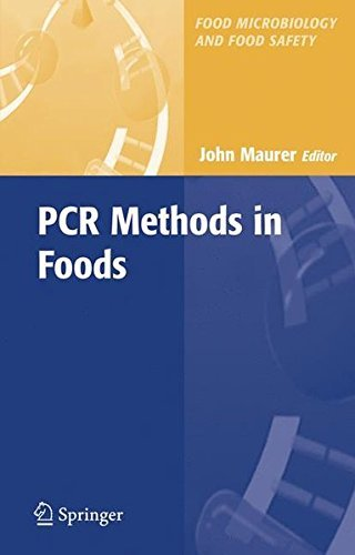 PCR Methods in Foods (Food Microbiology and Food Safety) (2006-01-05) par unknown