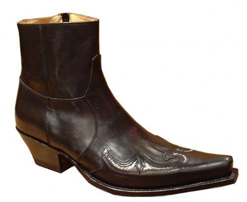 Sendra Boots 6225 schwarz Gr. 43