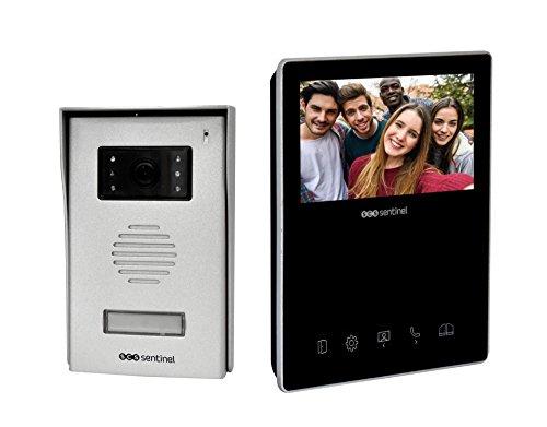 SCS Sentinel visiokit 4.3de interfono Monitor 4.3