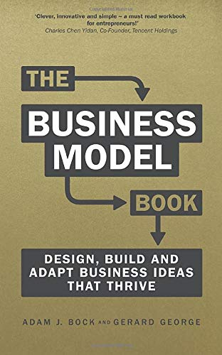The Business Model Book (Brilliant Business)
