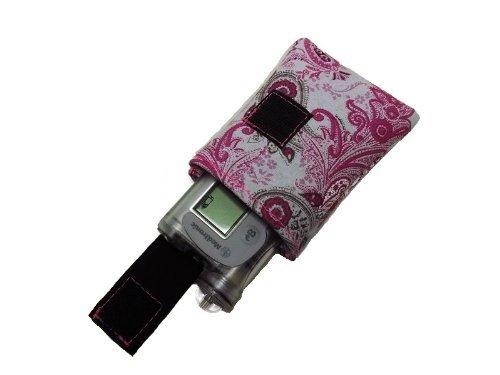 pumpcases-designer-series-neoprene-insulin-pump-case-for-medtronic-tslim-or-animas-medtronic-pink-pa