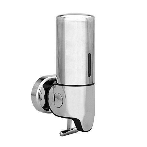 JPS (™) ABS Body 450 ml Liquid Soap,&Shampoo Dispenser With Lever