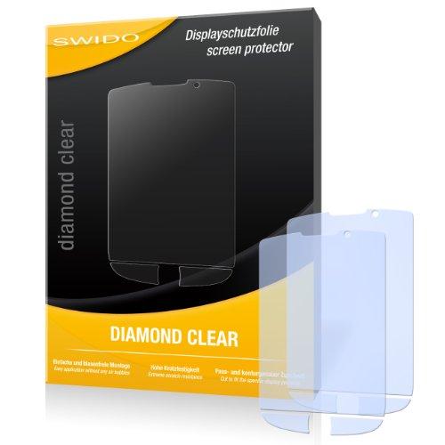 yschutzfolie, Blackberry 9810 Torch, 2 x Diamond Clear, Stück: 1 ()