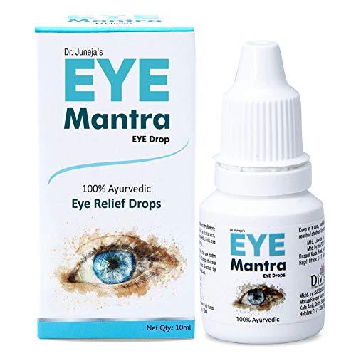 Dr Juneja's Eye Mantra Ayurvedic Eye Drops 10ml