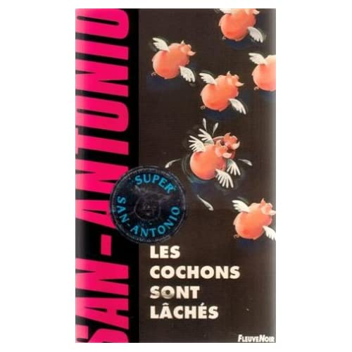 COCHONS SONT LACHES