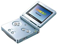 Game-Boy Advance SP - Bleu Arctique