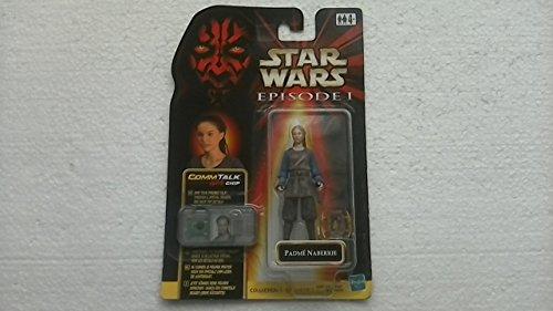 Star Wars Episode I Padme' Naberrie Action Figure Commtalk